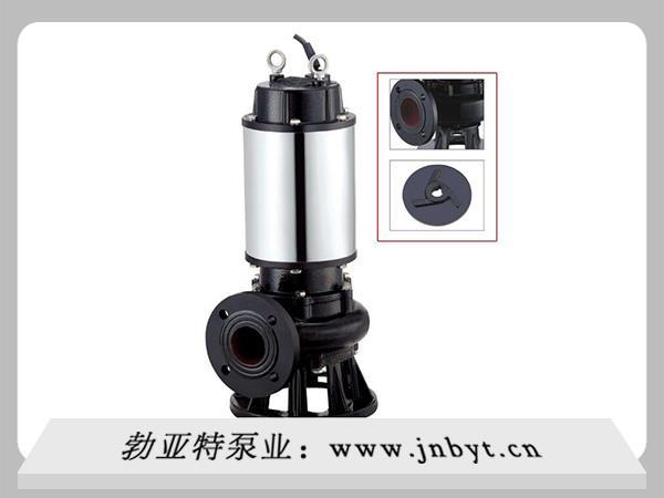 选择不锈钢潜水排污泵的阀体时有哪些标准要求?