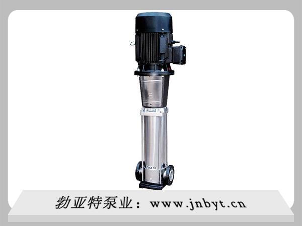 厂家讲解立式不锈钢离心泵的日常保养维护方法
