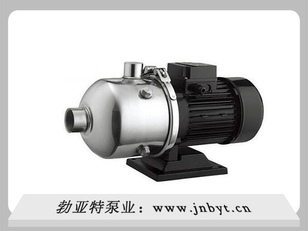 关于卧式不锈钢离心泵调节流量的方式都有哪些?