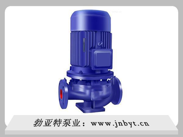 管道泵在安装时需要注意哪些事项
